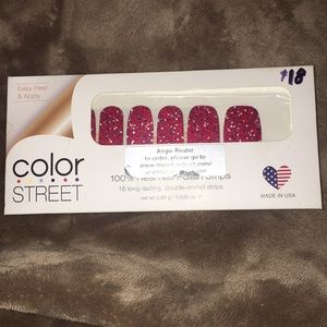 Color Street Nail Art Press On Strips (16)